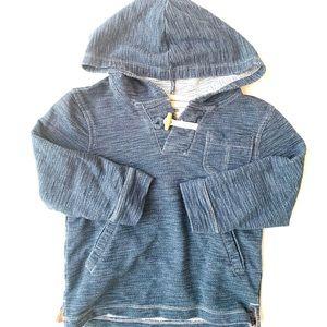 Genuine Kids Toddler Boy Hooded Pullover